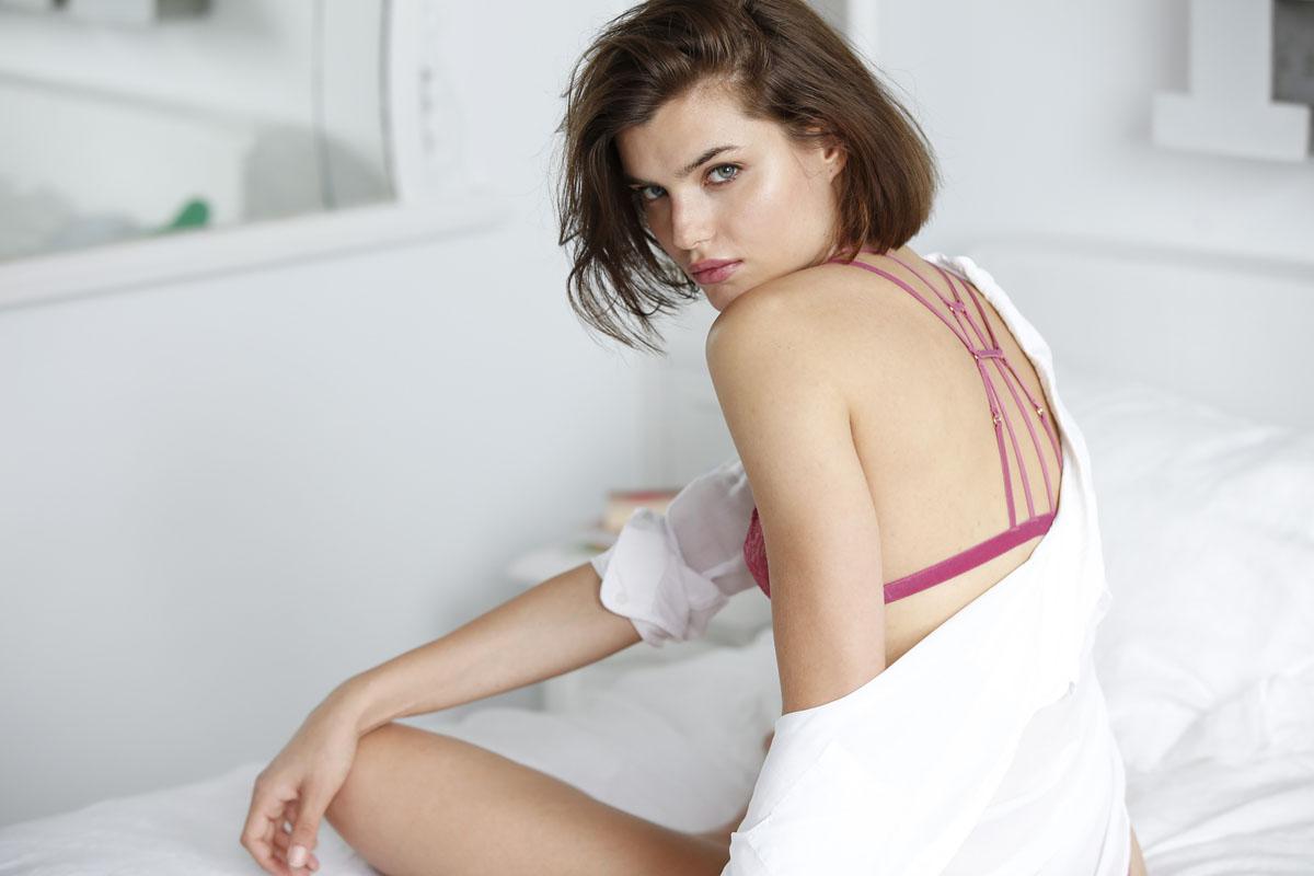 WS Pijama rosa 83